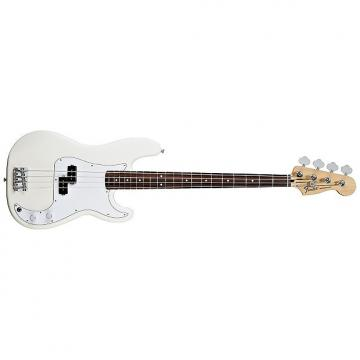 Custom FENDER  STANDARD P-BASS 2016 ARTIC WHITE