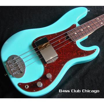 Custom Lakland US 4464 Daphne Blue
