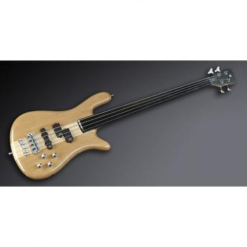 Custom RB Streamer NT 4 Natural Transparent High Polish Fretless Active Pickups & Electronics, Free Shippin