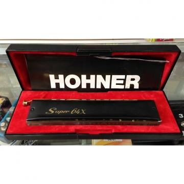 Custom Hohner Super 64X Black & Gold