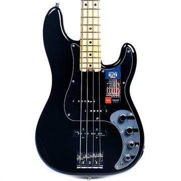 Custom Fender American Elite Precision Bass 2016 Black