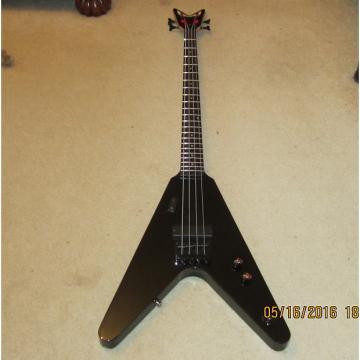 Custom Dean Metalman 2000's Black