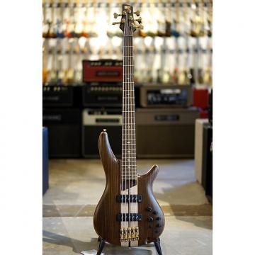 Custom Ibanez Premium SR1805E 5-String Bass - Natural Flat (15D)