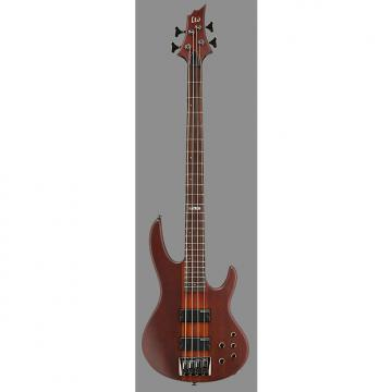 Custom LTD LD4NS Electric 4-String Bass w/ Natual Satin Finish w/ Soft Bass Case