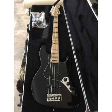 Custom Fender AMERICAN V JAZZ DELUXE 2012 BLACK