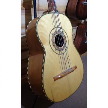 Custom Demo Lone Star Guitarron Tacote Top with Cedar Back and Sides w/Gigbag