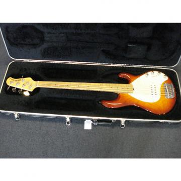 Custom Musicman  Stingray 5 Bass with OHS case