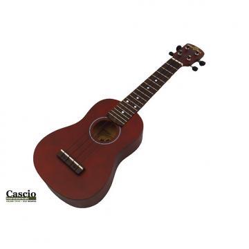 Custom Melokia - Soprano Ukulele - Natural