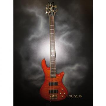 Custom Schecter Elite 5