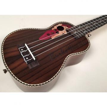 Custom '21 Rosewood Soprano Ukulele - Brand New Rosewood Beauty! With Gig Bag!