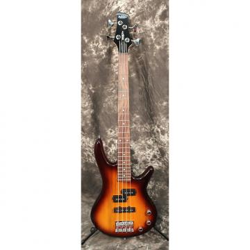 Custom Ibanez GSRM20 Mikro Short-Scale Electric Bass Guitar Sunburst - Sunburst