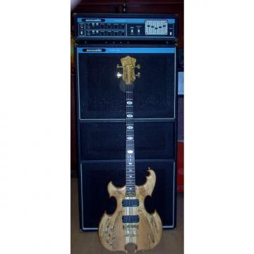 Custom Alembic John Paul Jones Triple Omega. 2002 Custom Spalted Maple