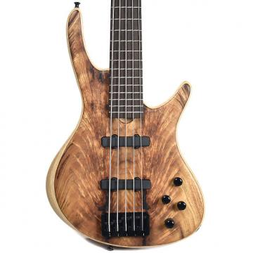 Custom Roscoe Century Standard 5 Plus, Koa Top, Swamp Ash Body (Serial #I012)