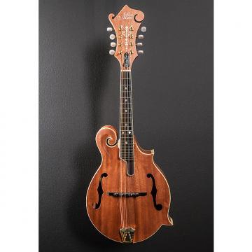 Custom Morgan Monroe  F Style Mahogany Mandolin W/ Case