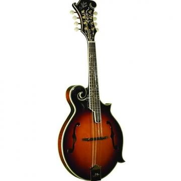 Custom Morgan Monroe Curly Maple Mandolin W/ Case