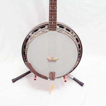 Custom Rover RB-35T Tenor Banjo Natural