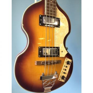 Custom Jay Turser JTB-2B  Series Electric Bass Guitar, Vintage Sunburst