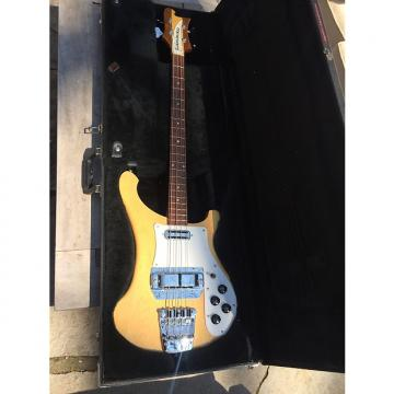 Custom Rickenbacker 4001v63 1985 Mapleglo