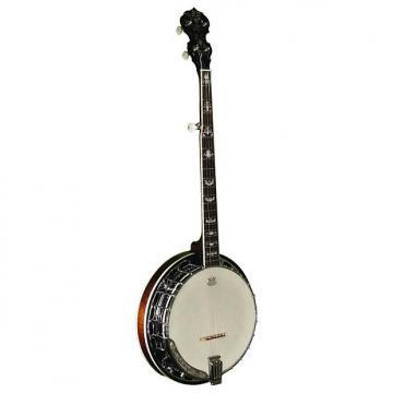 Custom Morgan Monroe Cascade Banjo W/ Deluxe Case
