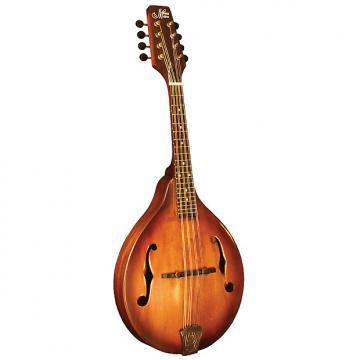 Custom Morgan Monroe Aged A Style Mandolin W/ Case