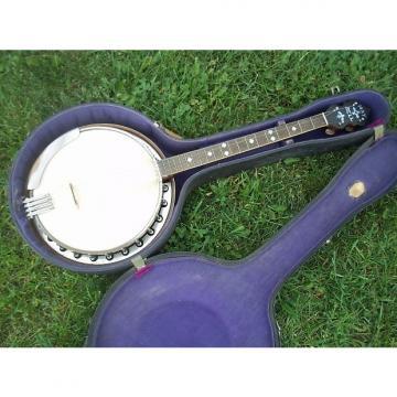 Custom May Bell 1930's Tenor banjo  Original Clean  Slingerland  TONE! Style B? 30's 40's