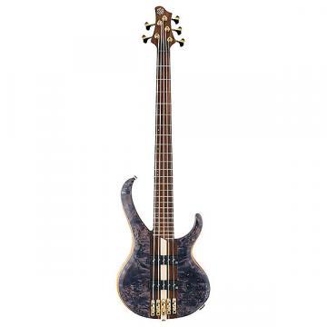 Custom Ibanez BTB1605 BTB Premium 5-string - Deep Twilight Flat 5 string bass guitar w/ gigbag-887802202470