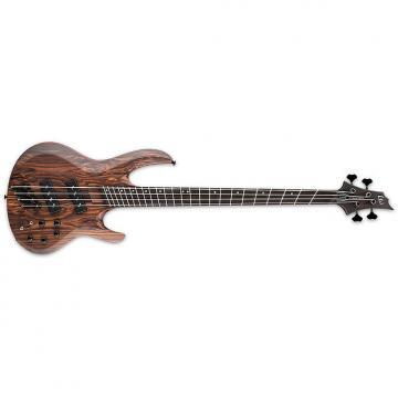 Custom ESP LTD B-1004SE Multi-Scale Right-Handed 4-String Electric Bass Natural Satin