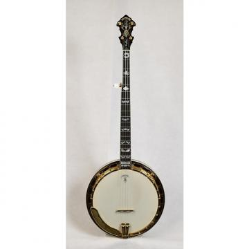 Custom Crafters of Tennessee Classic Maple Deluxe 5-String Banjo