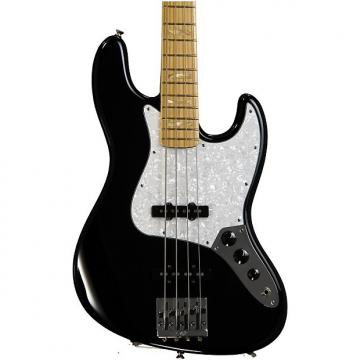 Custom Fender USA Geddy Lee Jazz Bass, Black