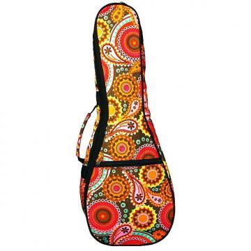 Custom Eddy Finn Uke Paisley Bag Concert