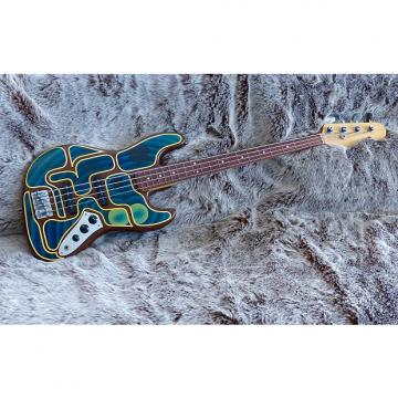 Custom Fender Jazz Bass 1965 Custom Finish - Stu Cook Creedence Clearwater Revival (Revisited)