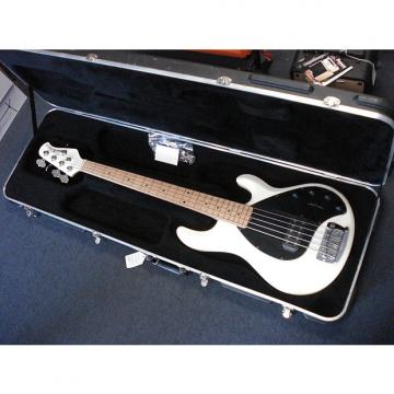 Custom Musicman Stingray 5 string bass with OHS case