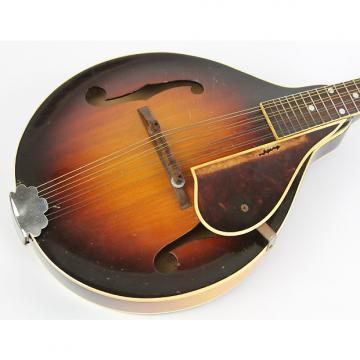 Custom Gibson A-50 Mandolin 1947 Sunburst