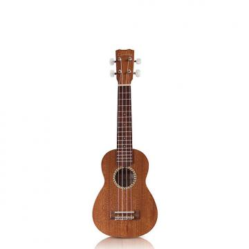 Custom Cordoba 20SM Solid Mahogany Top Soprano Uke Ukulele Natural Satin Finish