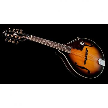 Custom Epiphone MM-30E/AS Electric Mandolin 3 Tone Sunburst