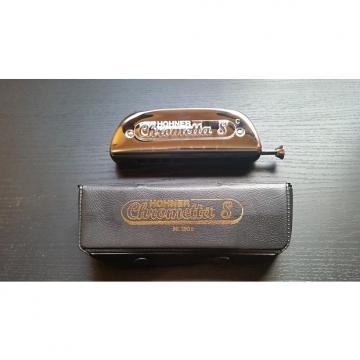 Custom Hohner 250/32 Chrometta 8 Chromatic Harmonica Key of C