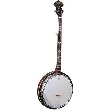 Custom Oscar Schmidt OB5 Mahogany 5-String Banjo