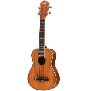 Custom Oscar Schmidt OU5 Koa Concert Ukulele