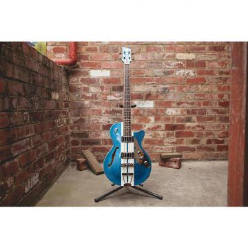 Custom Duesenberg Mike Campbell Starplayer Bass w/case