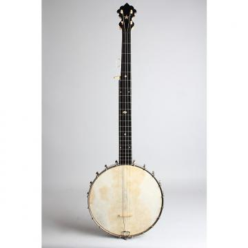 Custom S. S. Stewart  Universal Favorite #1 5 String Banjo (1894), ser. #15010, NO CASE case.