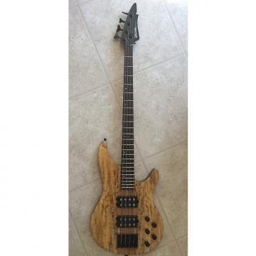 Custom Laguna 4 String Bass Natural