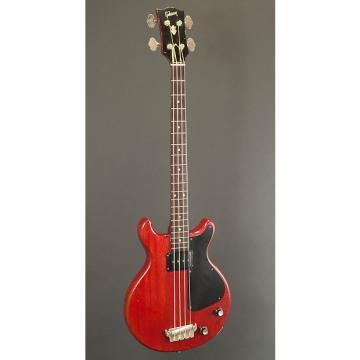 Custom Gibson EB-0/Les Paul body 1961 SN 1-0672