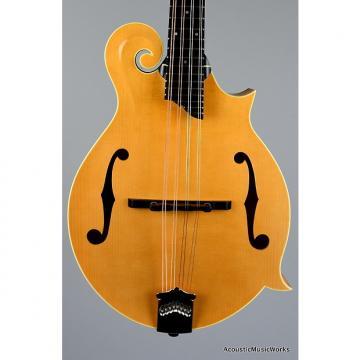 Custom Collings MF Gloss Top, Blonde, F-Style Mandolin
