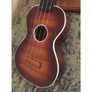 Custom 1950s Harmony Soprano Ukulele  - Sunburst - Clean