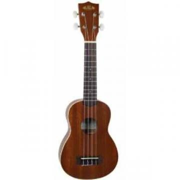 Custom Kala KA-S Deluxe Soprano Mahogany Ukulele. New, with Full Manufacturer's Warranty!