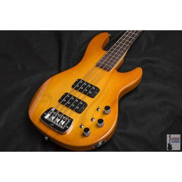 Custom G&L L-2000 Bass Honeyburst on Empress - Authorized G&L Premier Dealer