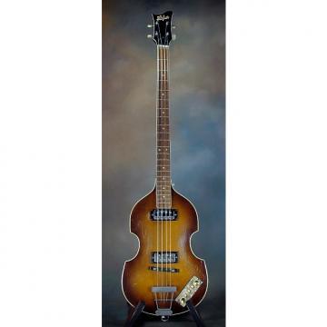 Custom 1966 Hofner 500/1 Violin Bass