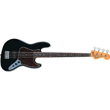 Custom Fender 60s Jazz Bass Guitar Rosewood Fretboard with Gig Bag Black