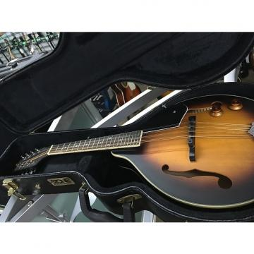 Custom Morgan Monroe MMS-4AE Mandolin w/ Case
