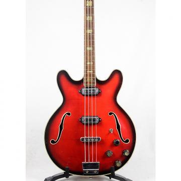 Custom Vox (Crucianelli Made) Cougar 1964 vintage electric bass guitar - 10017157